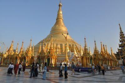Birmania Asia
