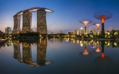 Ciudades más visitadas de Asia