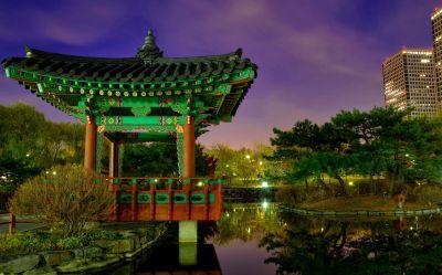 Corea del Sur Asia
