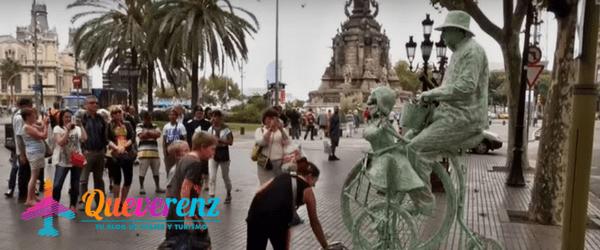 Que se puede ver y visitar en país de España