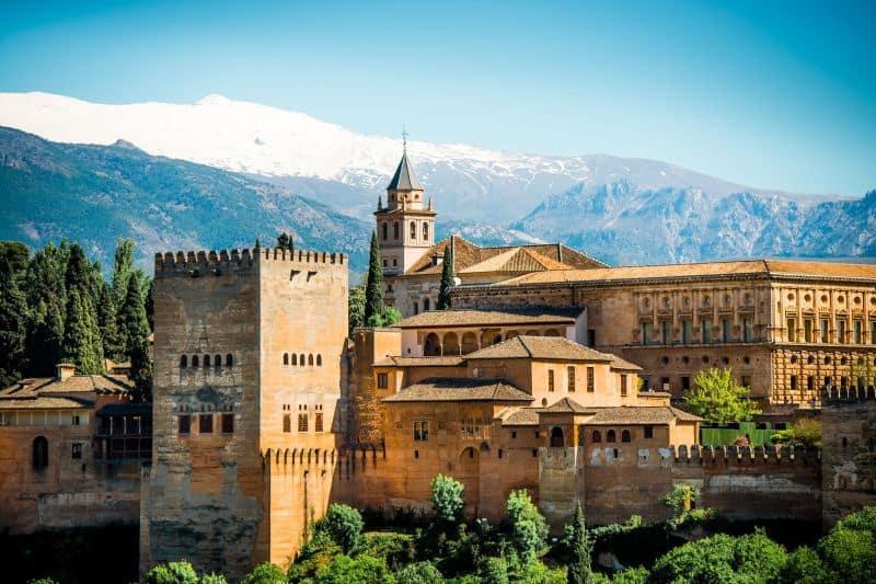 Que ver en España Alhambra