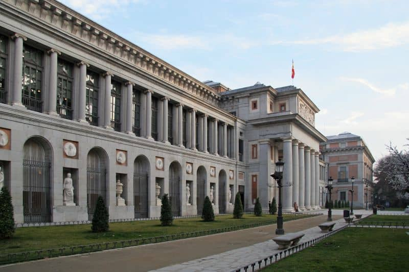 Que ver en España Museo del Prado