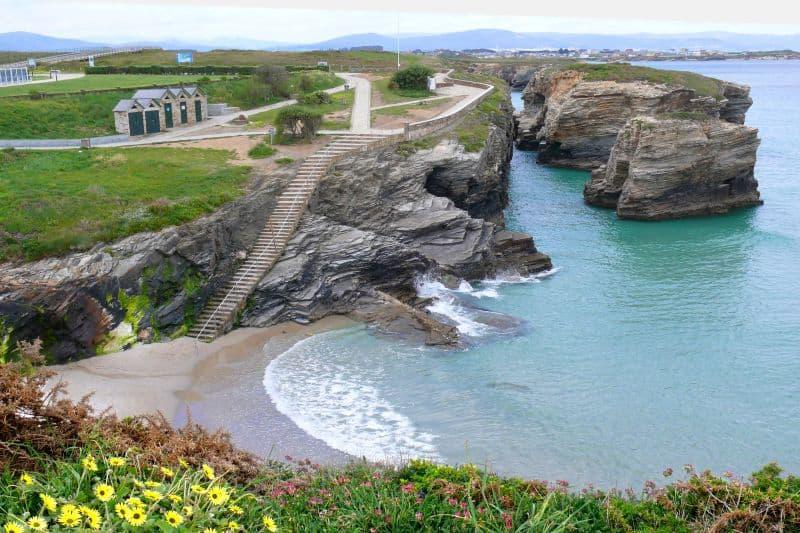 Que ver en España Playa Las Catedrales