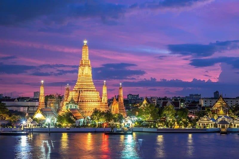 Que Cosas VER Y HACER en TAILANDIA VISITAR Lugares Turisticos