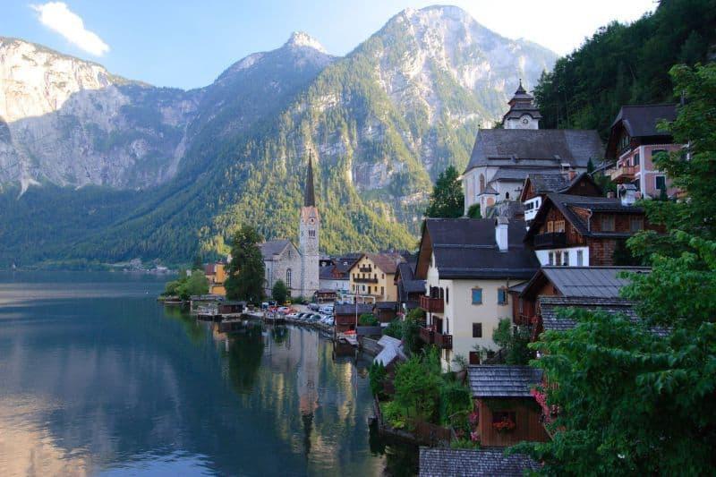Que cosas ver y hacer en Austria - Visitar lugares turisticos y destinos principales