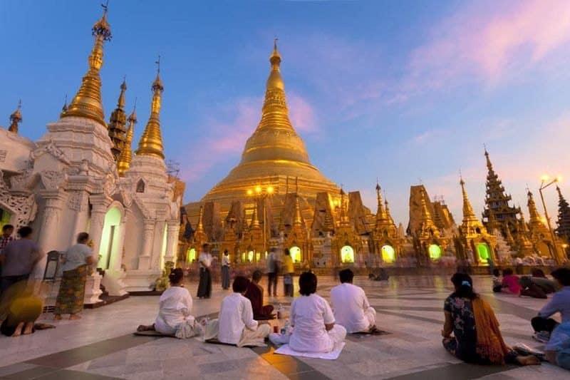 Que cosas ver y hacer en Birmania - Visitar lugares turisticos y destinos principales