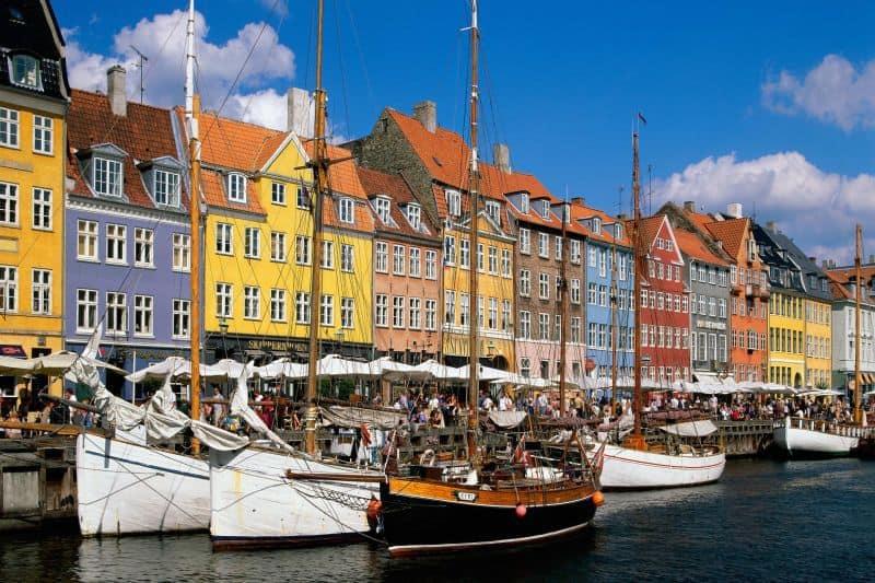 Que cosas ver y hacer en Dinamarca - Visitar lugares turisticos y destinos principales