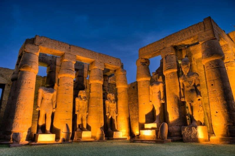 Que cosas ver y hacer en Egipto - Visitar lugares turisticos y destinos principales