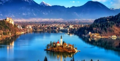 Que cosas ver y hacer en Eslovenia- Visitar lugares turisticos y destinos principales