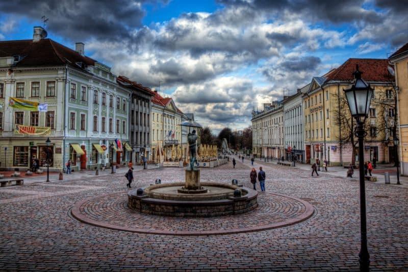 Que cosas ver y hacer en Estonia - Visitar lugares turisticos y destinos principales
