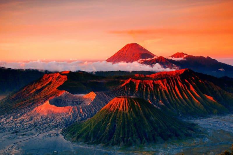Que cosas ver y hacer en Indonesia - Visitar lugares turisticos y destinos principales