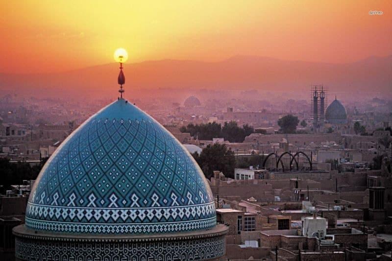 Que cosas ver y hacer en Iran - Visitar lugares turisticos y destinos principales