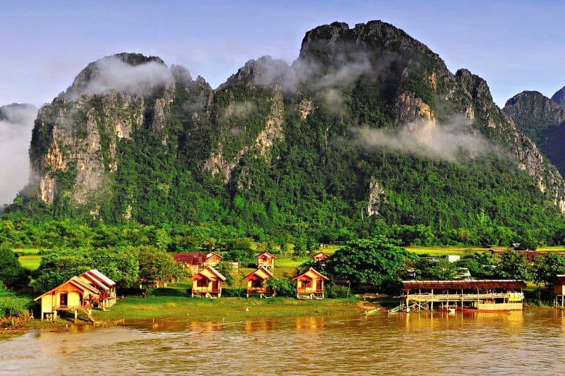 Que cosas ver y hacer en Laos - Visitar lugares turisticos y destinos principales
