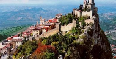 Que cosas ver y hacer en San Marino - Visitar lugares turisticos y destinos principales