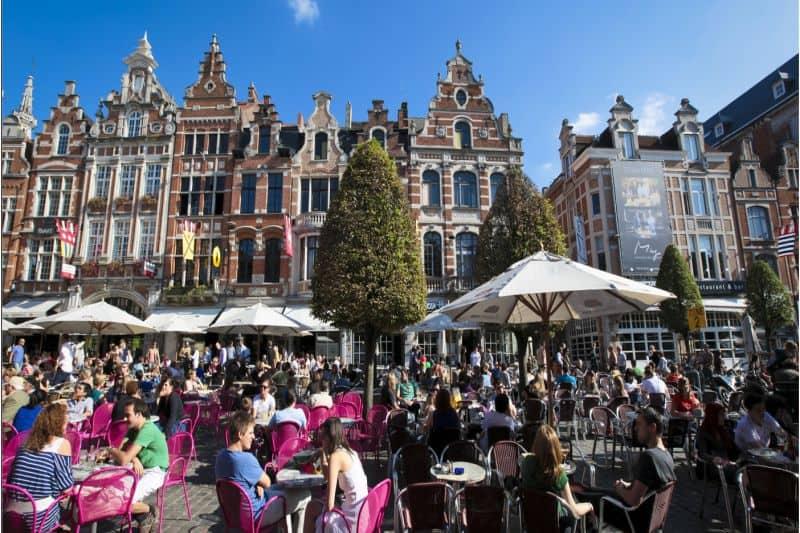 Que cosas ver y hacer en Belgica - Visitar lugares turisticos y destinos principales