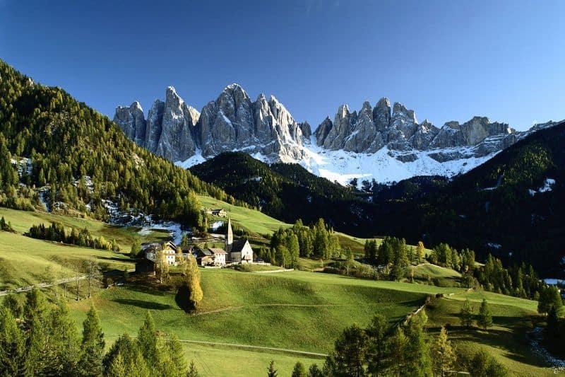 Que cosas ver y hacer en Suiza - Visitar lugares turisticos y destinos principales