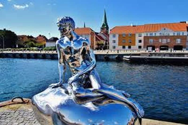 Que ver en Dinamarca - Lugares turísticos - Lugares de Interés - Paisajes de Dinamarca que visitar