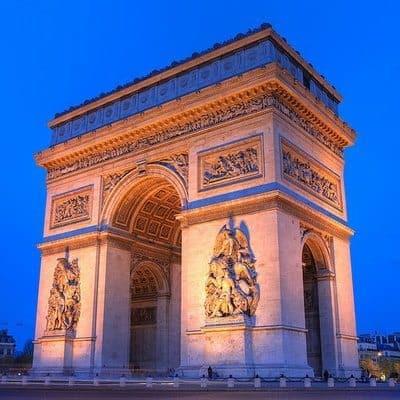 Ciudades más visitadas de Europa