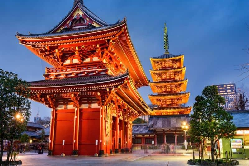 Que cosas ver y hacer en Asia - Visitar lugares turisticos y destinos