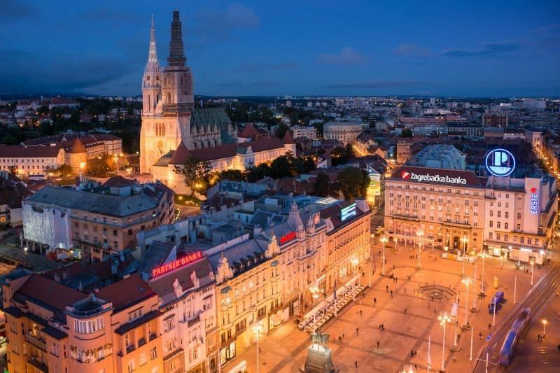 ¿Qué ver en ZAGREB? - ¿Qué LUGARES Visitar?