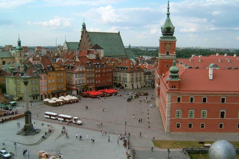 ¿QUÉ VER en VARSOVIA? - ¿Qué LUGARES Visitar?