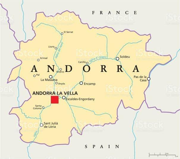 ¿Qué ver en ANDORRA? - ¿Qué LUGARES Visitar?
