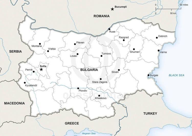 ¿Qué ver en BULGARIA? - ¿Qué LUGARES Visitar?