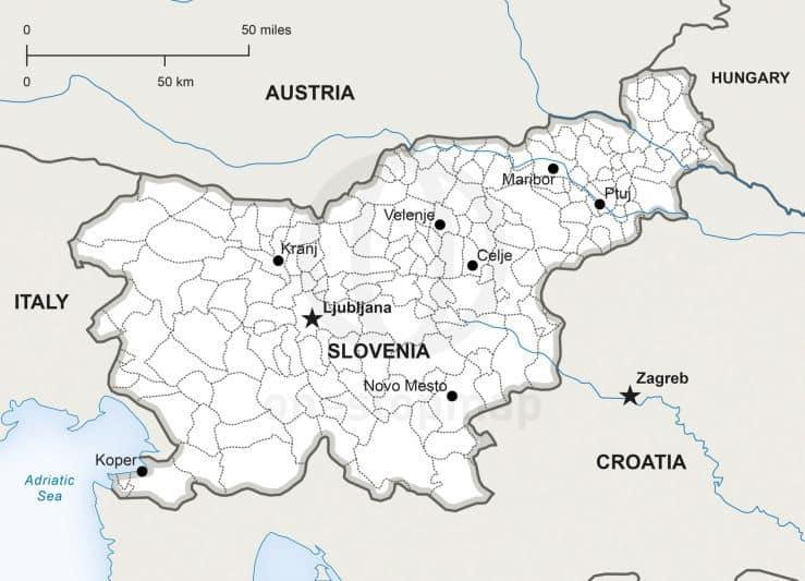 ¿Qué ver en ESLOVENIA? - ¿Qué LUGARES Visitar?