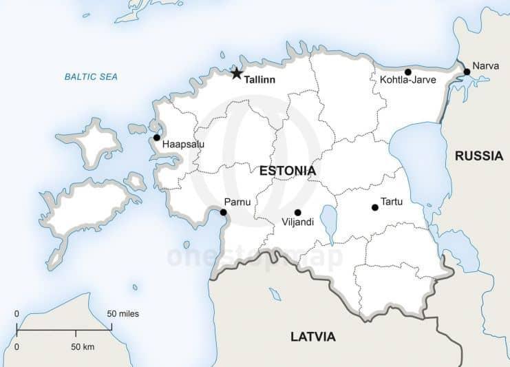 ¿Qué ver en ESTONIA? - ¿Qué LUGARES Visitar?