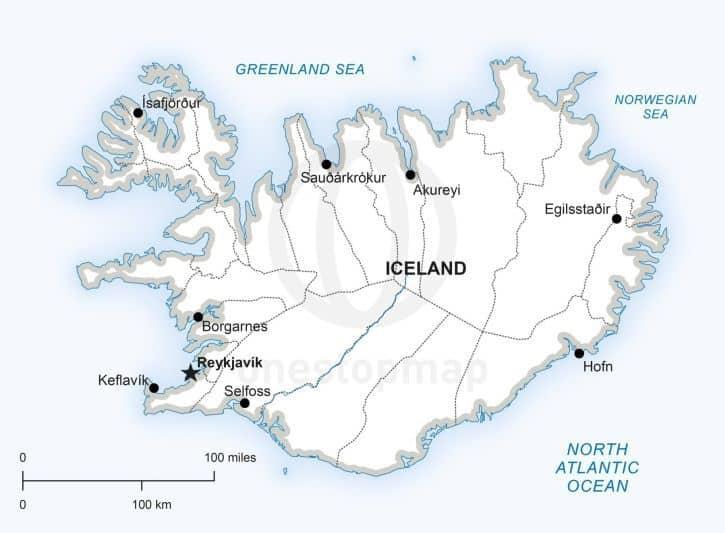 ¿Qué ver en ISLANDIA? - ¿Qué LUGARES Visitar?