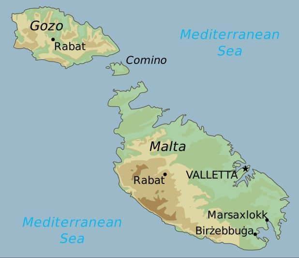 ¿QUÉ VER en MALTA? - ¿Qué LUGARES Visitar?