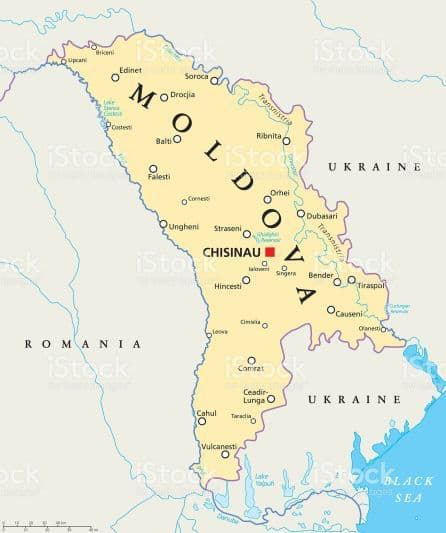 ¿QUÉ VER en MOLDAVIA? - ¿Qué LUGARES Visitar?