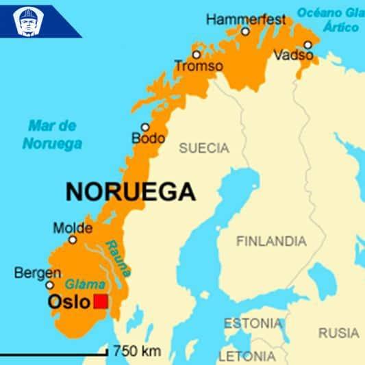 ¿QUÉ VER en NORUEGA? - ¿Qué LUGARES Visitar?