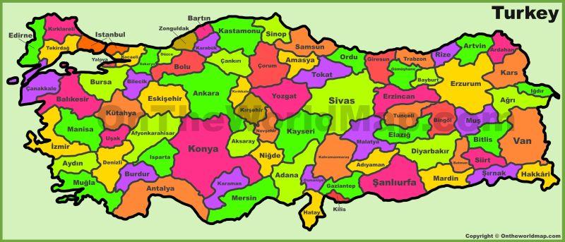 ¿QUÉ VER en TURQUÍA? - ¿Qué LUGARES Visitar?