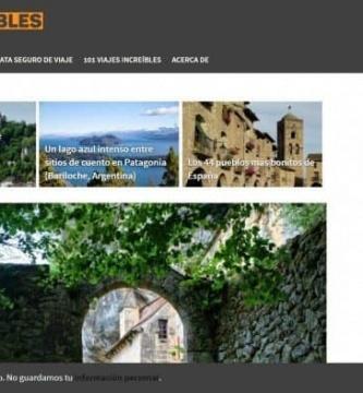 101 lugares increibles - 101lugaresincreibles.com