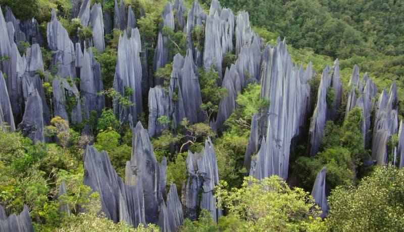 Parque Nacional de Gunung Mulu