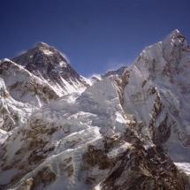 Everest y Lhotse