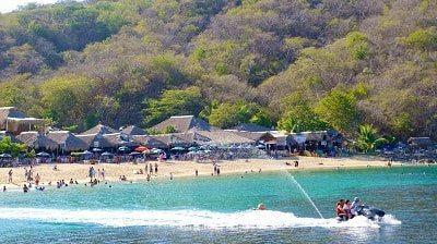 Playas que ver en Huatulco