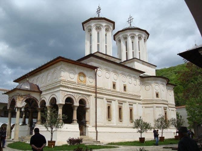 Monasterio Horezu