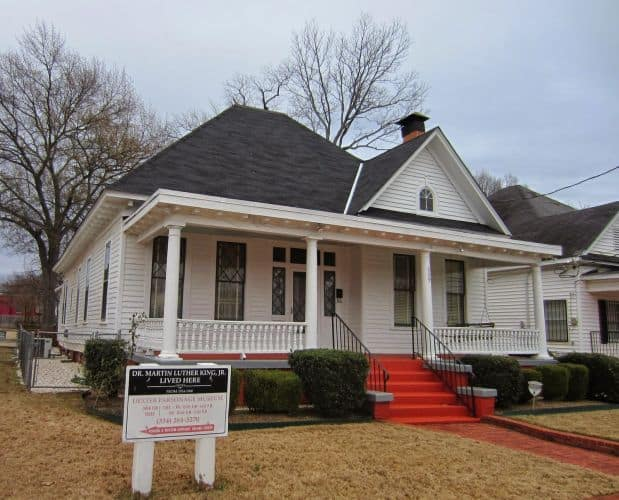 Dexter Parsonage Museum - Dr. Martin Luther King home (Montgomery)