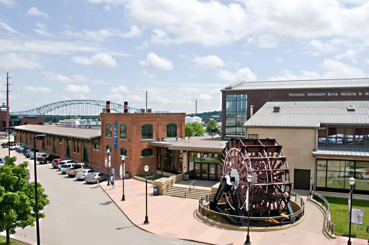 National Mississippi River Museum & Aquarium (Dubuque)