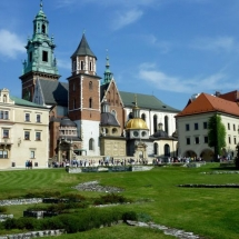 La reina de Polonia Cracovia