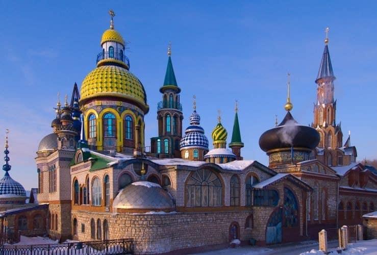 Qu ver en rusia 2017 qu lugares visitar for Religious buildings in india