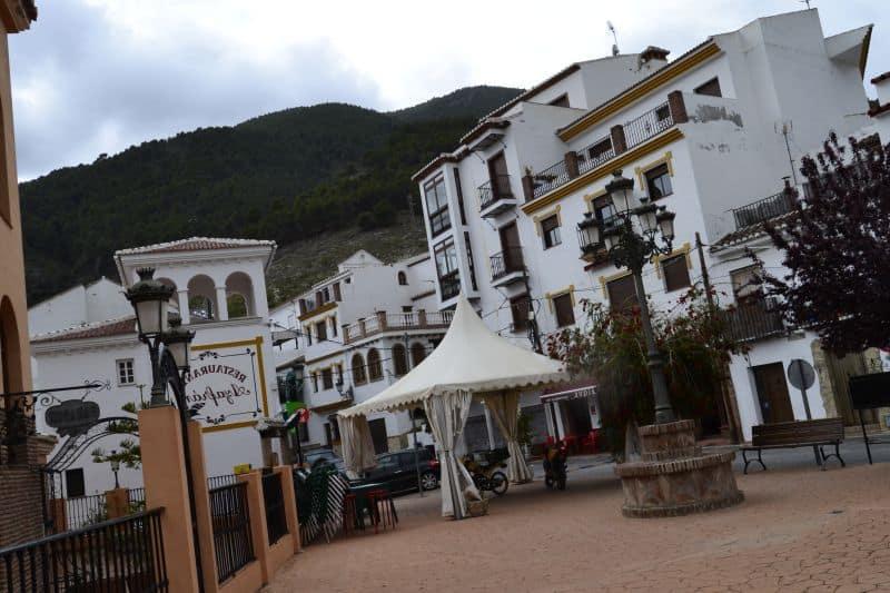 Qué ver en Alcaucín