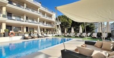 Hoteles todo incluido en España