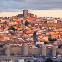 ancient Avila Spain