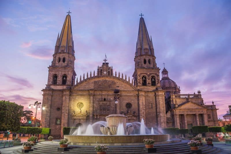 que ver en Guadalajara