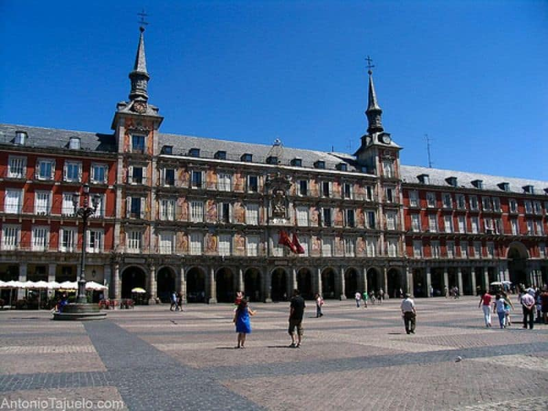 Que ver en Madrid España