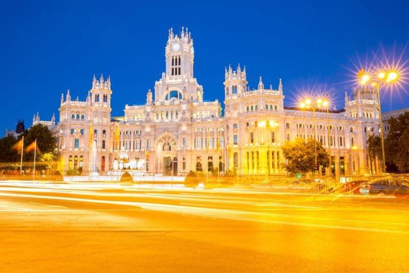 Qu Ver En Madrid 2018 Lugares