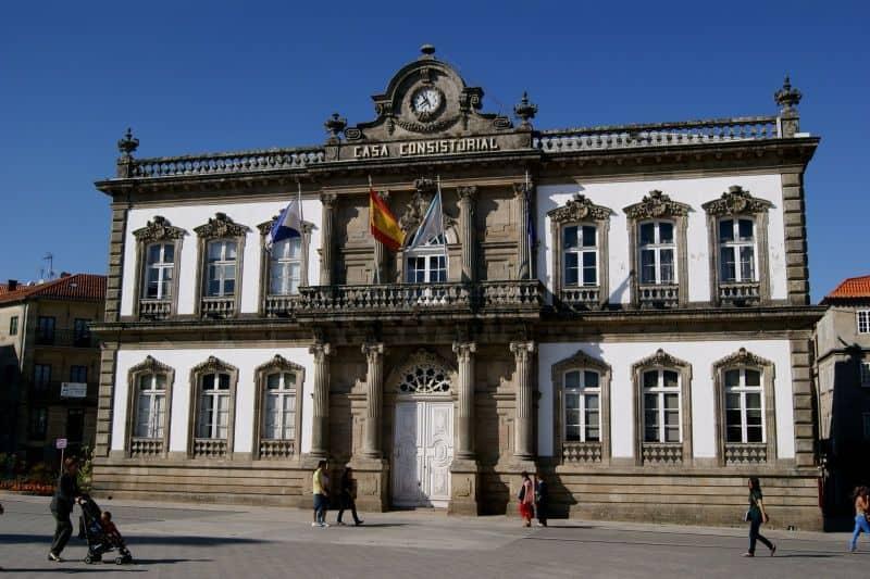 que ver en Pontevedra